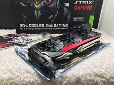 Asus GTX 980 Ti Strix 6GB GDDR5. FAST SHIPPING & FULLY INSURED!