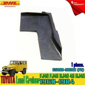For 1960-84 Toyota Land Cruiser FJ40 45 Door Seal Weatherstrip Rubber RH Front