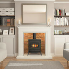 Broseley Canterbury electric stove Coal effect
