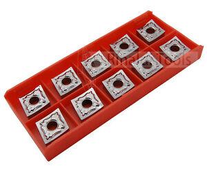 Wendeplatten CNMG 120408-AL RT100 für ALU + NE-Metalle NEU!! Mit Rechnung!!