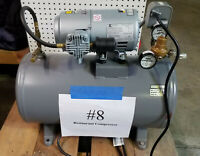 Perlick Model 669 Air Compressor with Gast Pump & Emerson Motor - Stock #08