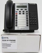 Mitel 5220 IP Backlit Dual Mode Phone - Lot