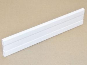 "KitchenAid Refrigerator : Freezer Door Shelf Rail 8.25"" Long (2219982) {P1568}"