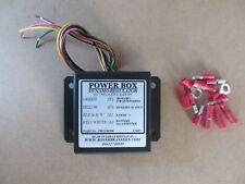 PBOX306 TRIUNFO BSA E3 Boyer 6 V 6 V Negativo Tierra Dynamo regulador ***