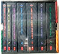Harry Potter: The Complete Series 1-7 Special Edition Book Boxed Set Books Box