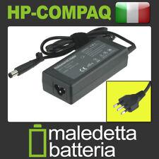 Alimentatore 18,5V 3,5A 65W per HP-Compaq Business Notebook nx7400