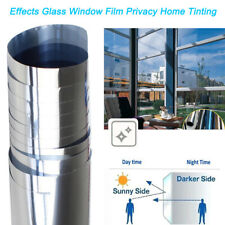 One Way Mirror Window Film Home Tinting, Privacy Protect, Heat Reflective Reduce