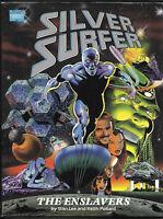 Silver Surfer #1 1990 1St. Print TPB VF/NM Marvel Comics Free Bag/Board