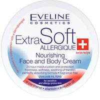 Eveline Visage et Corps Crème Extra Doux Allergique Nourrissant 200ML