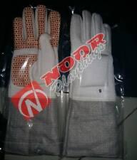 *New* 800N Fie Fencing Sabre Gloves Size: 9