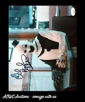 Autographed 8x10 Photo - David Howard Thornton - Terrifier - JSA Certified