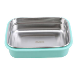 Stainless Steel Thermal Lunch Box Kids Adult Food Storage Container Portable SPM