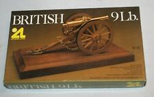 Artesania Latina 1:32 British 9lb Cannon Model Kit