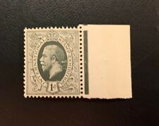 New listing 1912 Intl Exhibition 1d Grey Green Marginal
