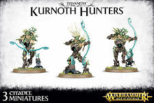Sylvaneth Kurnoth Hunters Warhammer Fantasy Age of Sigmar Wood Elves NEW