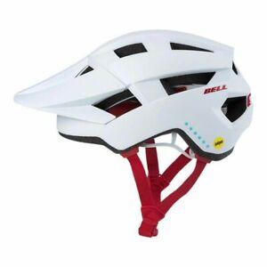 Bell Spark MIPS Helmet - Trail/Enduro Mountain Biking - White - Women's Specific