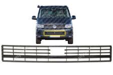 VW T6 Transporter Front Lower Grille 2015 Onwards MKVI MK6 1 Black strip Radar