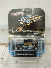 Hot Wheels 75 Kenworth W900 Smokey and the Bandit