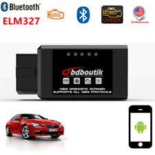 for Android OBD2 Engine Diagnostic Scanner Tools ELM327 Bluetooth Code Reader US