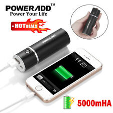 Poweradd 5000mAh Power Bank USB External Battery Portable Charger for Cell Phone