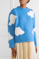 2020 Womens Designer Inspired Cute Cloud Pattern  Knitwear Jumper Pullover