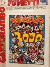 Topolino N.3000 Ottimo mai Aperto