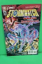 Stormwatch #6 Wrath of Daemonites Comic DC New 52 Comics VF