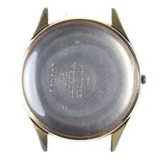 Valjoux 22 etc: Cassa e pulsanti - Case and pushers   34,2 mm