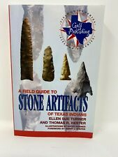 Tas Auction 2020: A Field Guide To Stone Artifacts Of Texas Indians