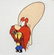 Yosemite Sam Hand Tinted Limited Ed Art Etching Looney Tunes Warner Bros 8 OBO