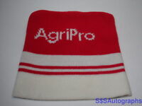 Vintage 1980s AGRIPRO Agri Pro FARM AGRICULTURE Seed ADVERTISING STOCKING CAP