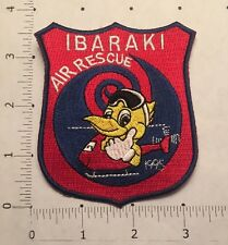 Ibaraki Air Rescue Patch - Japan - Helicopter