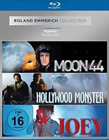 ROLAND EMMERICH COLLECTION: JOEY/MOON 44/+ BD (SOFTBOX)  3 BLU-RAY NEU