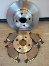 TOYOTA YARIS FRONT BRAKE DISCS AND PADS 1.3 PETROL 1.4 DIESEL 2006 on>> (258mm)