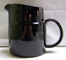 Arabia of Finland 32 OZ Pitcher Black Modern Vintage 1970's Rare