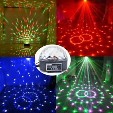 LED Disco Lichteffekt Discokugel RGB DJ Party Bühnenbeleuchtung Effekt Licht