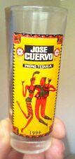 Jose Cuervo Primo Tequila tall shot glass