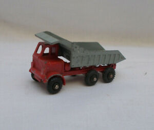 Vintage Budgie Morestone No 18 Tipper Truck - Made In England