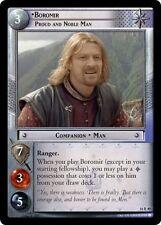 LOTR TCG T&D Treachery & Deceit Boromir, Proud And Noble Man 18R40