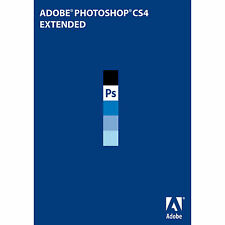 Adobe Photoshop CS4 Extended (Photoshop 11) Windows image/photo editing software