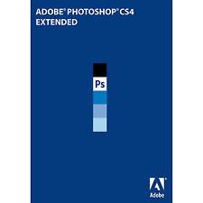 Adobe Photoshop CS4 Extended (Photoshop 11) Windows image/photo editing software