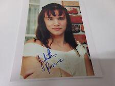 Juliette Lewis Autogramm  20x25cm mit Zertifikat COA