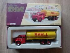 CORGI Collection Heritage 73201 Berliet GLR 8 Citerne SHELL