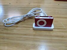 Apple A1204 Pink iPod Shuffle 2nd Generation 1GB With Charging Dock