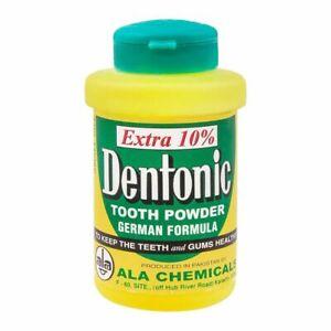 Dentonic Tooth Powder 200 Grams X2 BOTLLES