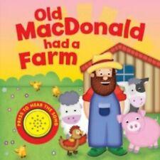 Old MacDonald Had a Farm (Song Sounds - Igloo Books Ltd)-Igloo Books