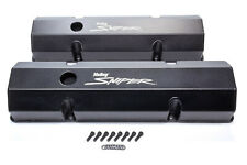 HOLLEY Sniper Fabricated Valve Covers  SBC Tall P/N - 890010B