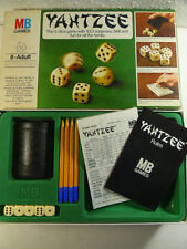 Paper Yahtzee Vintage Board & Traditional Games