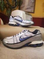 Nike 2007 Reax Mens Size 10.5 Running Shoes Shox