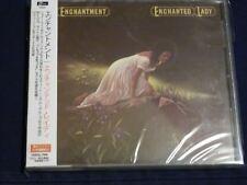 "Enchantment - ""Enchanted Lady""  Japan CD w / OBI Expanded + 4"